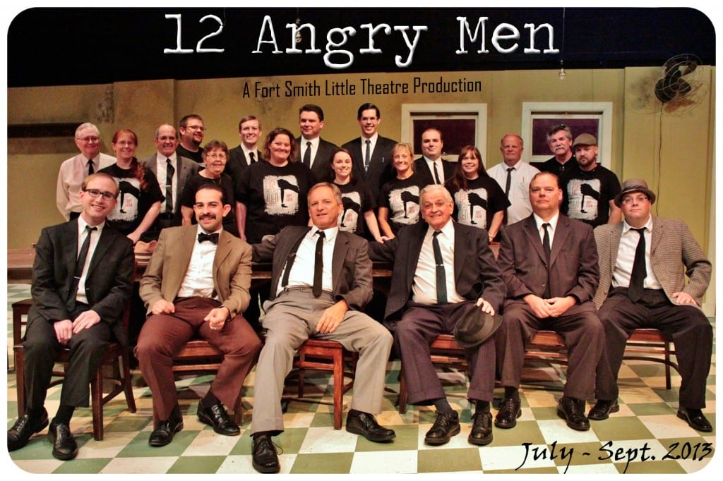 12 angry men 14 The 12 angry men do get talked round though, by a guy who's all about proving stuff beyond a reasonable doubt – but he is what is known in the jury business as a square.