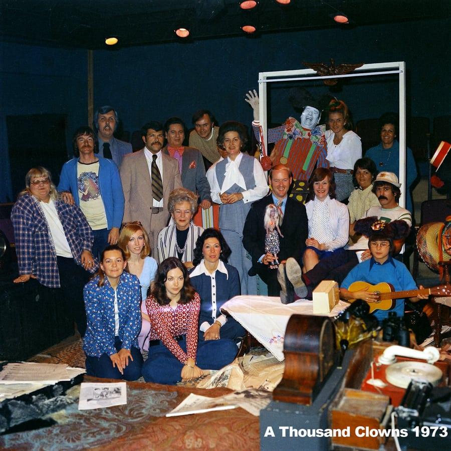 1973-A-Thousand-Clowns-photo