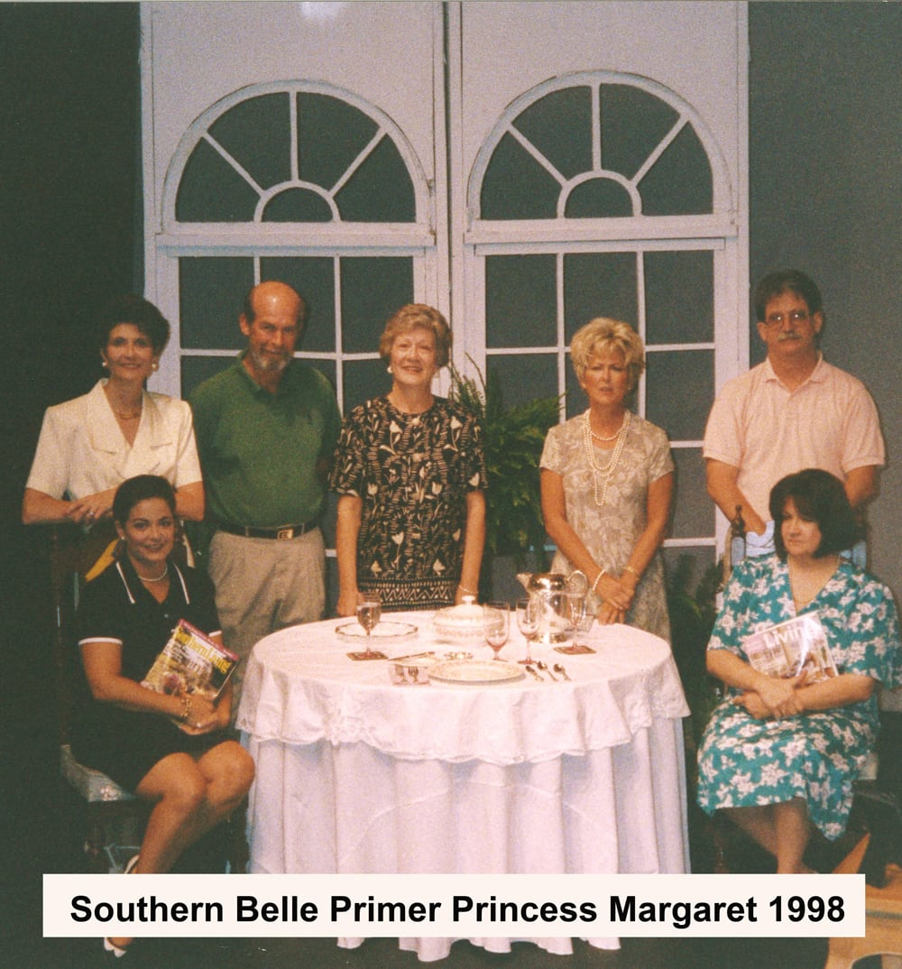 1998-Southern-Belle-Primer-Princess-Margaret-cast-photo
