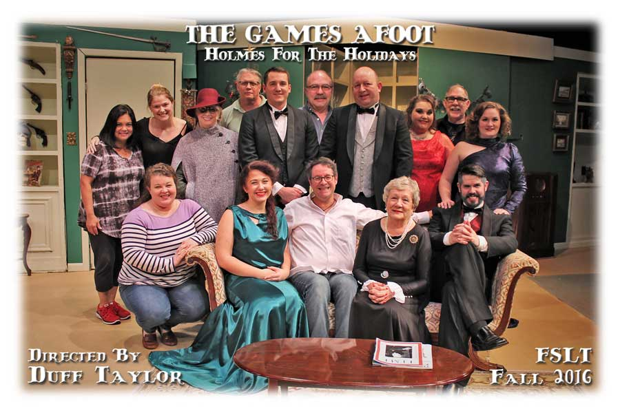 the-games-afoot